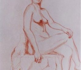 Seated nude II (2003)