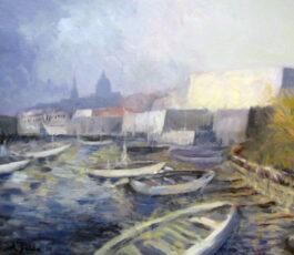 Valletta from Ta' Xbiex